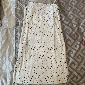 NWT Star Print Bodycon Dress